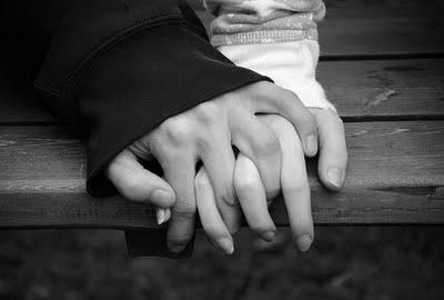hands-into-hands