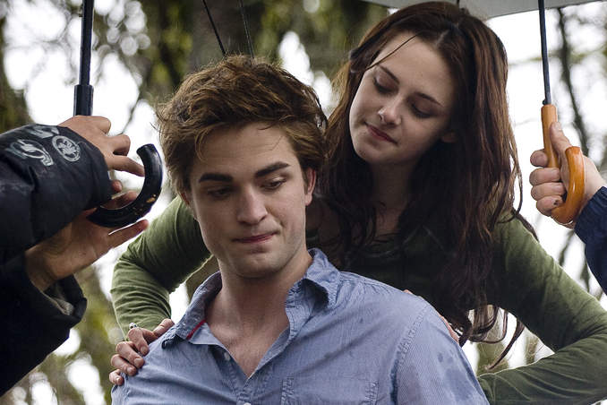 the twilighter in me life for rent